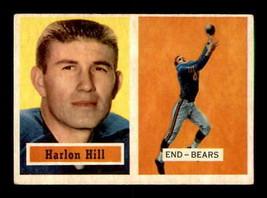 VINTAGE NFL 1957 Topps #67 Harlon Hill  EX+  - $10.59