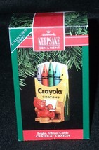 Hallmark Keepsake 1991 Bright Vibrant Carols Christmas Ornament QX4219 - $12.16