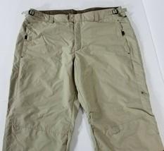 Columbia Convert Base TRX Waterproof Snowboarding Ski Pants Mens Size XX... - $37.39