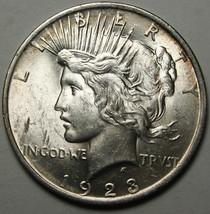 1923 Peace Silver Dollar Coin - Lot # A 1939
