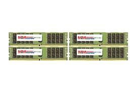 MemoryMasters 128GB (4x32GB) DDR4-2400MHz PC4-19200 ECC RDIMM 2Rx4 1.2V Register - $641.52