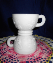 """Westmoreland Glass """" Fruits """" Punch Cups - $6.00"""