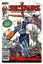 Sectaurs #1 1985 Marvel Comic Book NM- - $25.22