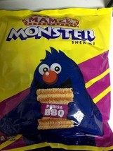 Memee Monster Family Pack 25g X 8 BBQ Flavour - $14.85