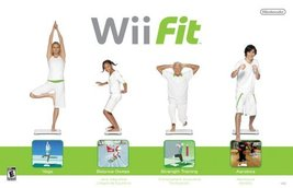 Wii Fit Game with Balance Board [video game] - $54.45