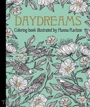 "Daydreams Coloring Book: Originally Published in Sweden as ""Dagdrömmar"" - $11.63"
