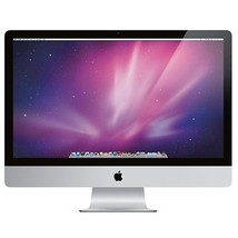 Apple iMac 27 Core i3-550 Dual-Core 3.2GHz All-in-One Computer - 4GB 1TB... - $507.77
