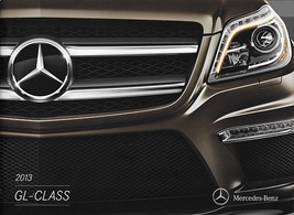 2013 Mercedes-Benz GL-CLASS brochure catalog US 13 350 BlueTEC 450 550 - $10.00