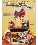 Thanksgiving Harvest Plastic Canvas Turkey Pilgrim Pumpkin Leafs Indian ... - $9.89
