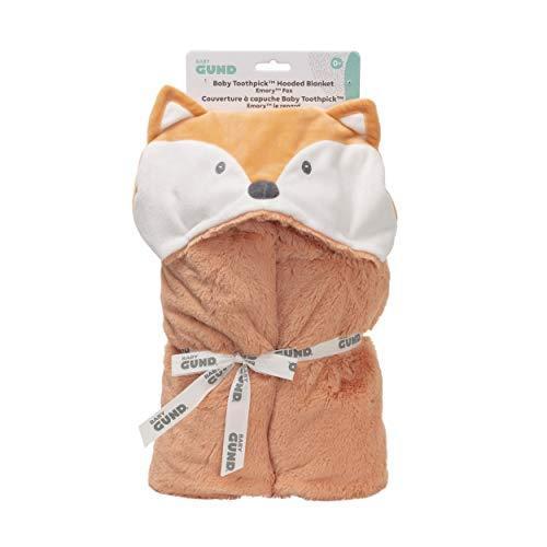 GUND Baby Baby Toothpick Emory Fox Hooded Blanket Plush, Orange - $30.69