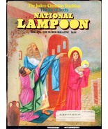 National Lampoon #57,Dec.1974 - Joy of Sects Issue - Neal Adams Son-O-Go... - $19.20