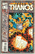 THANOS comic book Marvel 47 Pages  COSMIC POWER #1 Lim 1994 - $24.75