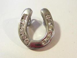 Sterling silver 925 Horseshoe pendant - $12.00