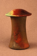 RAKU Unique Ceramic Companion Small/ Keepsake Funeral Cremation Urn #I0011 - $149.00