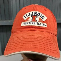 ESPN College Gameday Fighting Illini Retro Adjustable Baseball Cap Hat - $13.57
