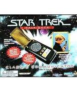 Star Trek Classic Playmates Talk-Back Communicator NIB - $67.99