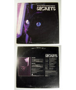 jazz funk GIL SCOTT-HERON BRIAN JACKSON Secrets 1978 LP - $16.99