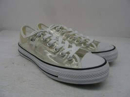 Converse Women's Low See-Through ​Chuck Taylor All Star Transparent Size 7.5M - $56.99