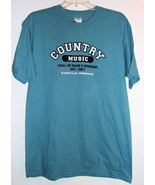 Country Music Hall of Fame Nashville Tennessee  Medium T Shirt NWT - $16.99