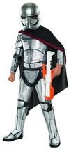 Boys Child Classic Captain Phasma Star Wars The Force Awakens Costume - $17.59