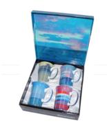 McIntosh Fine Bone China -William Blair Bruce set of 4 Coffee / Tea Mugs - $38.80