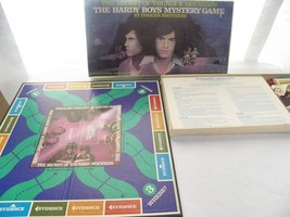 Vtg 1978 Parker Bros Hardy Boys Secret of Thunder Mountain Mystery Board... - $24.70
