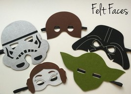 5 Disney Star Wars Birthday Party Favors Treat Photo Props Supplies - $12.38