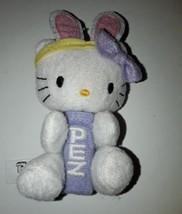 "Hello Kitty with Bunny Ears 4"" Key Chain PEZ Dispenser - $12.00"