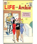 Life With Archie #9 1961-MLJ-Betty-Veronica-Robby The Robot-VF- - $297.06