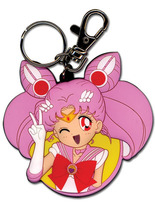 Sailor Moon ChibiMoon Key Chain GE36516 NEW! - $9.99