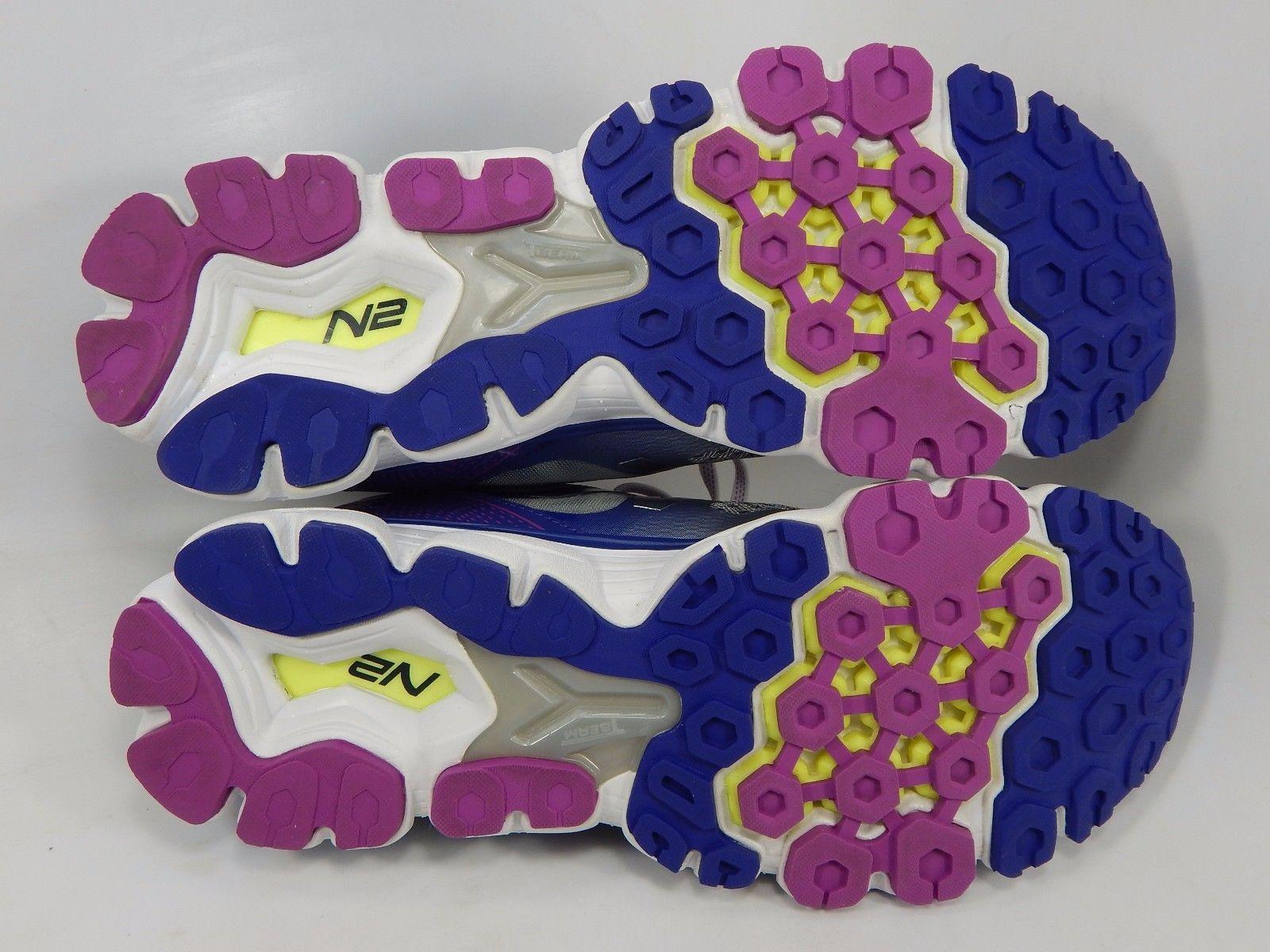 New Balance 1080 v5 Women's Running Shoes Size US 12 M (B) EU 44 Silver W1080SP5