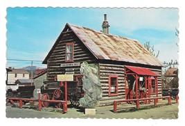 Canada Yukon Whitehorse MacBride Museum Horback Photo Vintage JH Bell Po... - $6.69