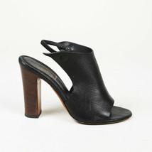 Yves Saint Laurent Leather Slingback Sandals SZ 36.5 - $185.00