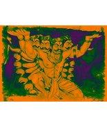 HAUNTED RAVANA KING invincible most evil powerful god DJINN RING  - $1,500.13