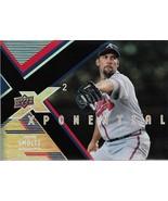 John Smoltz UD X 2008 #X2-JS Xponential 2 Atlanta Braves Boston Red Sox ... - $0.75