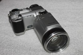 Sony Cyber-shot DSC-F717 4.9MP Digital Camera WORKS TESTED - $53.01