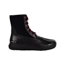 Polo Ralph Lauren Declan Men's Boots Black-Black 809729624-001 - $99.95