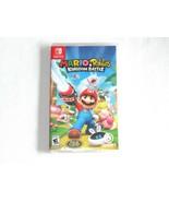 Mario + Rabbids Kingdom Battle (Nintendo Switch, 2017) Factory Sealed - $33.24