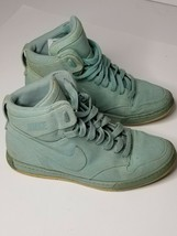 Nike Air Royality Hi Cannon/Cannon-Birch Women's Green Canvas Gym Shoes ... - $68.31