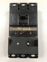 Westinghouse Circuit Breaker 400 Amp Mdl# LA3400PF 6550299604 Tri Pac De-Ion - $250.00