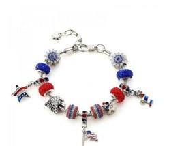 Stupéfiant Patriotique Bracelet - $39.62