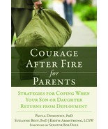 Courage After Fire for Parents of Service Members: Strategies for Coping... - $6.92