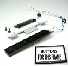 Control Buttons + Lcd Light For Samsung Syncmaster 2233 Monitor - Parts - $9.49