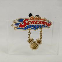 Disney California Screamin' Dangle Pin 3534 - $19.79