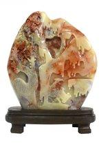 Chinese ShouShan Stone Tree Scenery Display Figure cs950-12 - $950.00