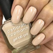 Deborah Lippmann Gel Lab Pro Nail Polish I'M TOO SEXY Sandy Nude Creme MINI .27z - $5.92