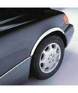 For Mercedes-Benz E320 1994-1996 QMI 521243 Polished Fender Trim - $94.99