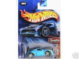 Hot Wheels 2004 FE 063 First Edition Tooned Furiosity - $2.51
