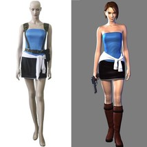 Resident Evil Jill Valentine Costume Jill Valentine Cosplay Costume - $65.00