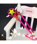 Card Captor Sakura Birdhead Star Magic Stick Wand Staves Cosplay Accesso... - $42.99